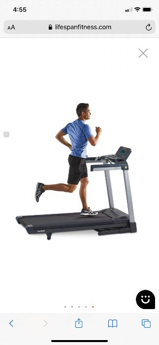 TR 4000i Treadmill