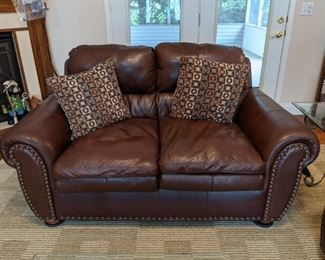 Matching loveseat