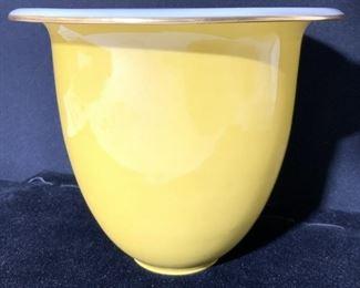 KPM Porcelain Cache Pot Vessel Vase