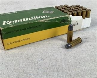 Mfg - (25) Remington 98gr Model - 32 S&W Long Lead Ammo Located in Chattanooga, TN Condition - 1 - New This is a half (25 count) box of Remington 98 Grain 32 S&W Long lead ammo, ideal for range use.