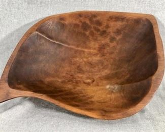 Monkey Pod Wood Bowl