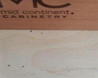 MC mid century cabinetry