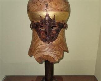 """""""Argonaut"""" Helmet Statue"""