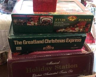 More train sets available.