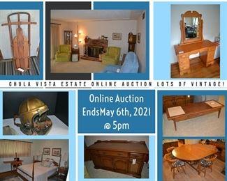 Chula Vista ONLINE AUCTION MONSERATE