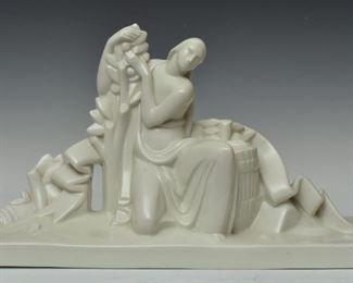 Lamberton Scammell Geza de Vegh Art Deco Figurine