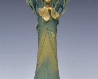 Bernard Bloch Austrian Art Nouveau Vase