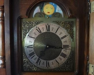 Grandmother Clock 8 Day Westminster Chimes