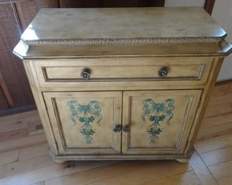"""Painted Cabinet  33""""W x 30""""H x 15""""D  BUY-IT NOW $150"""