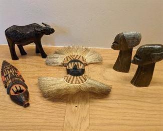 African hand crafts