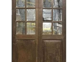 Solid Teak Panels and Room Dividers, single panels, double, triple and 4-panel hinged dividers