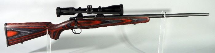 Cooper Firearms Model 51 .223 REM Bolt Action Rifle SN# CF25755, With Swarovski Z3 3-10x42 Scope And Paperwork, In Original Box