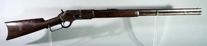 Winchester Model 1876 45-60 Cal Lever Action Rifle SN# 45561