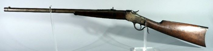 Winchester Model 1885 .32 Short Lever Action Rifle SN# 37280