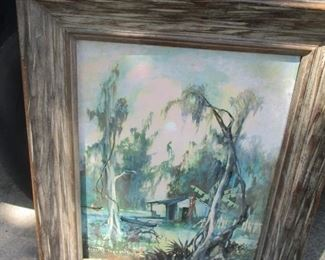 Colette Pope Heldner, Swamp Idyll