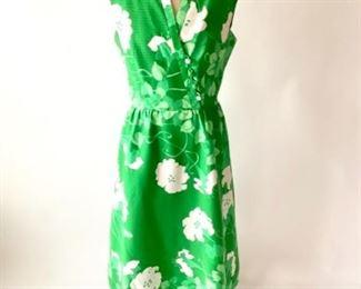 Vintage Malia of Honolulu dress
