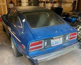 1978 Datsun 280Z Miles 52,661