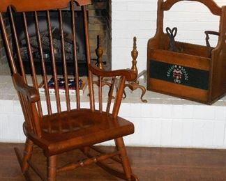 Tell City Rocking Chair