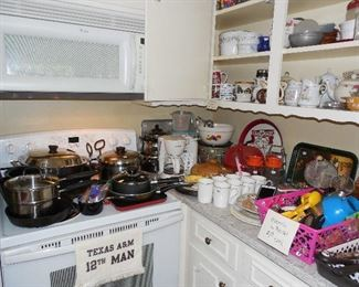 some Kitchen items
