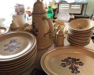 Vintage Pfalsgraf dishes