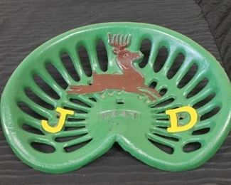 215John Deer Seat
