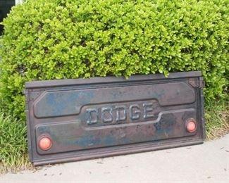 179Dodge Truck Tailgate