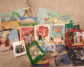 Wizard of Oz Collectibles