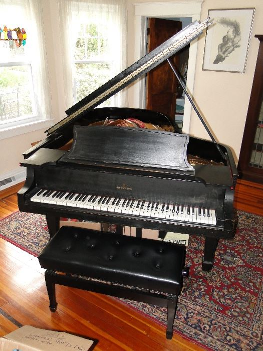 Steinway A3 Piano