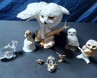 More Owls For Your Collection