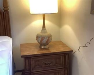 Armstrong Night Stand Table