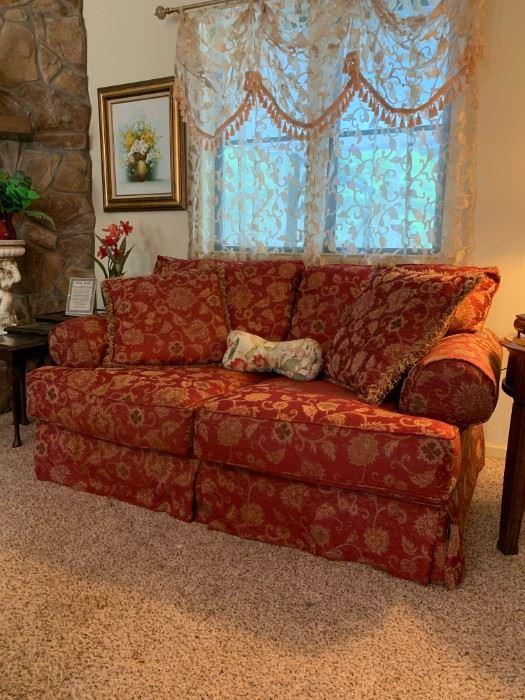 Corinthian Furniture love seat