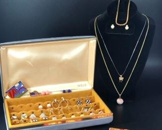 Accessories for Travel Necklaces, Earrings