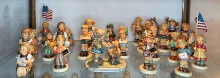 Goebel Hummel Collection