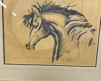 """""""The Arabian"""" by Lipski 1983"""