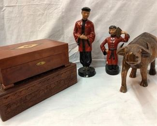 Asian Inspired Collectibles