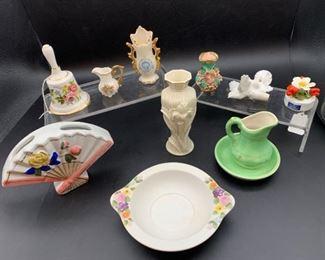 Vintage Porcelain Home Decor