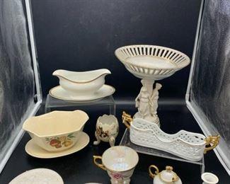 Vintage Porcelain Trinkets