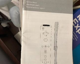 Wii system