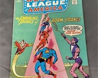 Lot 135 25¢ Justice League of America #120 Comic Book