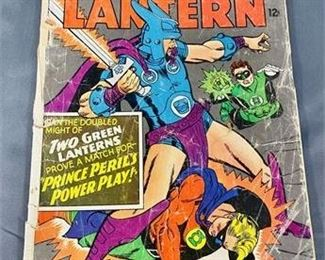 Lot 142 12¢ Green Lantern #45 Comic Book