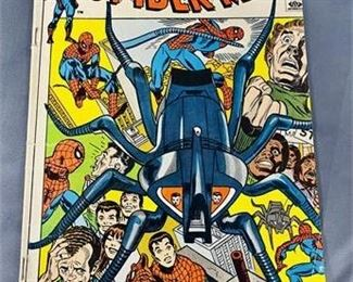 Lot 149 20¢ Amazing Spider-Man #105 Comic Book