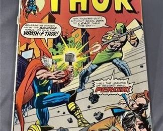 Lot 108 25¢ Thor #240 Comic Book
