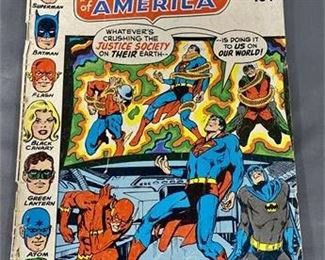 Lot 132 15¢ Justice League of America #82 Comic Book