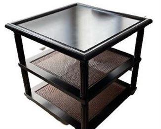 Lot 006 Drexel Side Table.    https://www.bidrustbelt.com/Event/LotDetails/118909910/Drexel-Side-Table