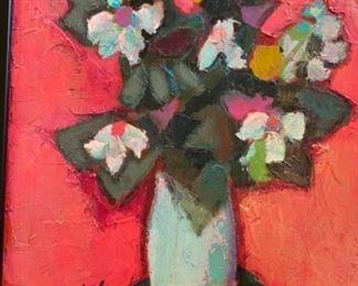 Houston artist David Addicks