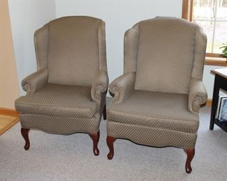 Arm Chairs - Available as a pair or individually.