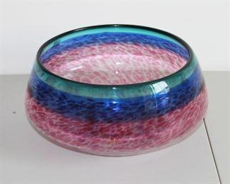 Art Glass - Signed