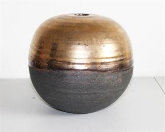 Studio Art Pottery Signed
