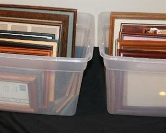 More Picture Frames
