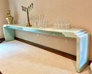 Custom Sideboard/Console/Foyer Table